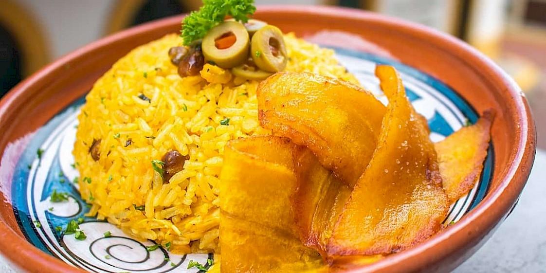 Comida Tradicional Panameña