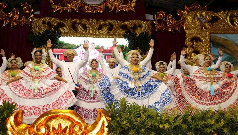 El Festival Nacional de la Pollera