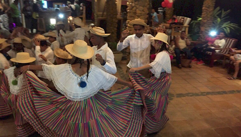 Fiesta en Santa Catalina
