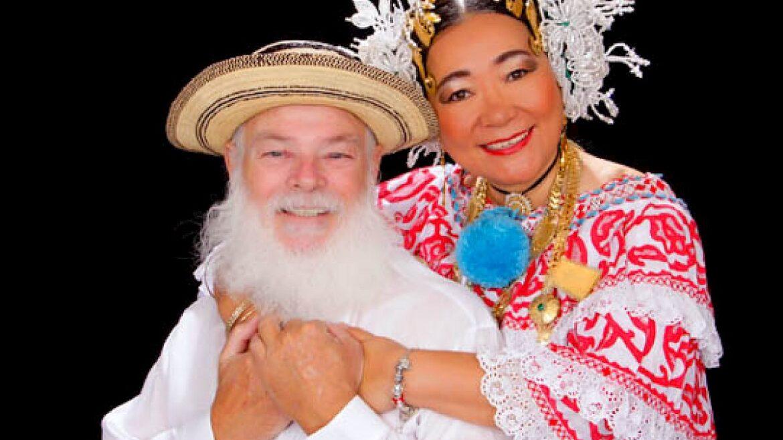 Vestido Típico Panameño